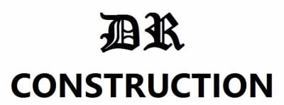 DR Construction Logo